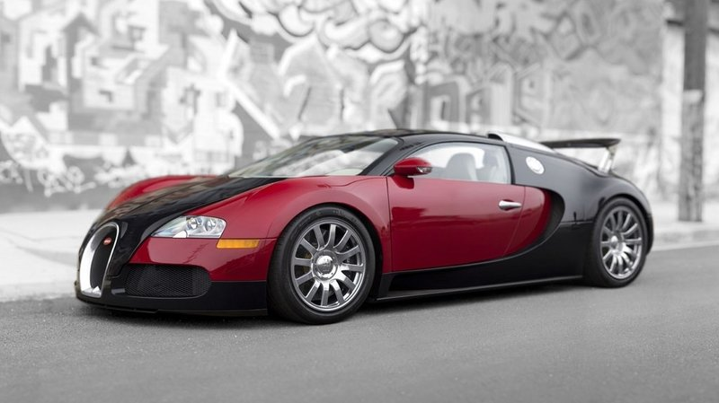 Etonnant 3 Bugatti Veyron